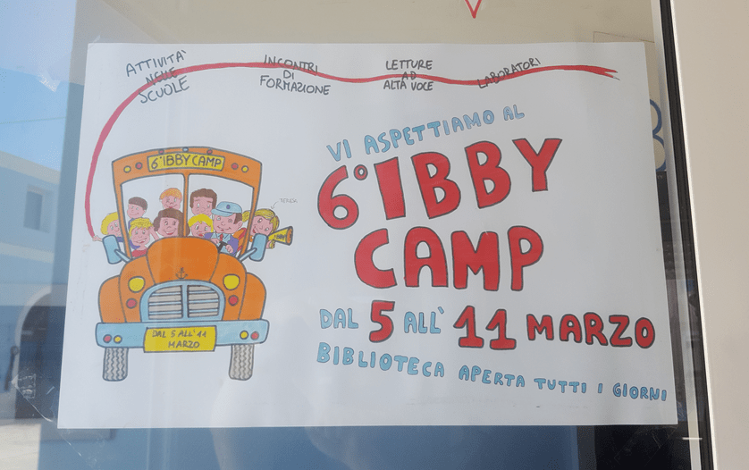 Lampedusa – IBBY Camp March 2018