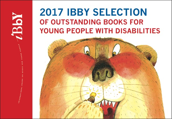 UK Nominations for IBBY's List of Outstanding Books  for Young People with Disabilities 2019