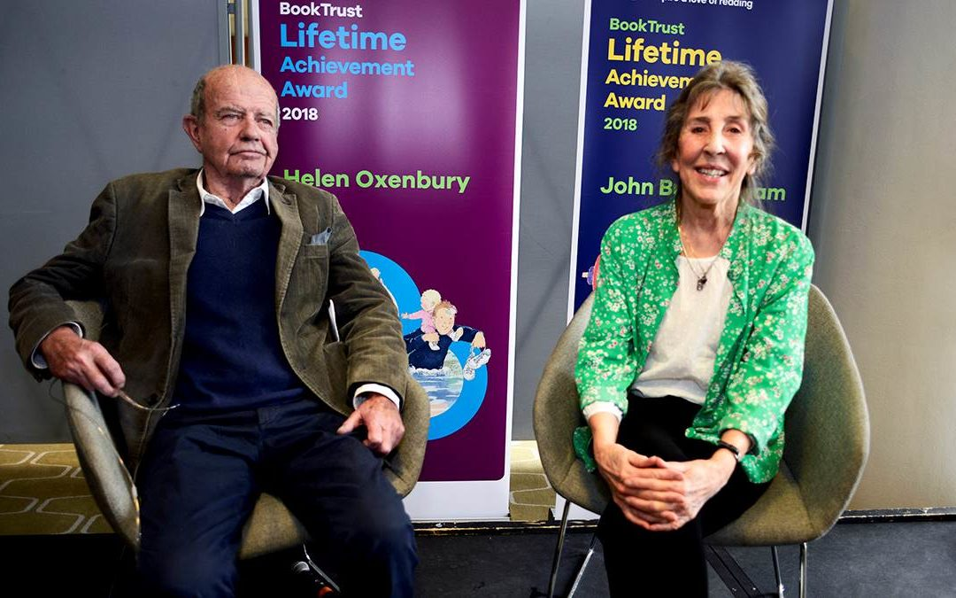 Nominate for the Booktrust Lifetime Achievement Award 2019!
