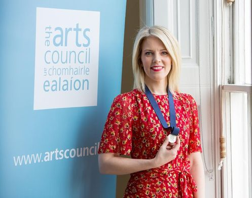 Sarah Crossan announced as new Irish Laureate