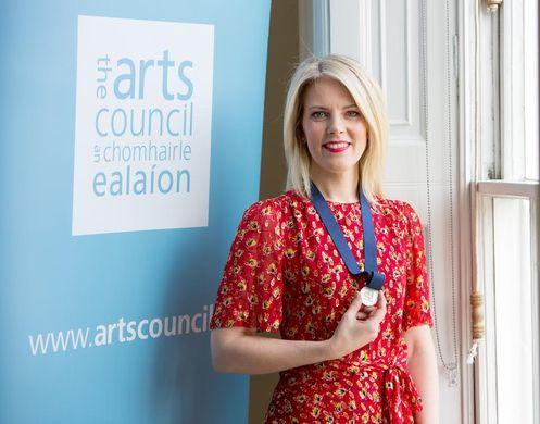 Sarah Crossan announced as new Irish Laureate