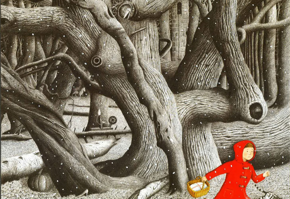 Magic in the Mundane: A Glimpse at the Picture-Book Art of Anthony Browne