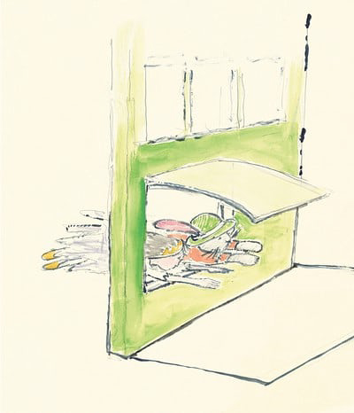 A Puss without Boots: John Burningham's It's a Secret!