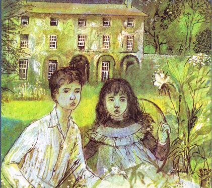 From a Child's Perspective: Magical Reality in Narratives by Virginia Woolf, Frances Hodgson Burnett and Philippa Pearce