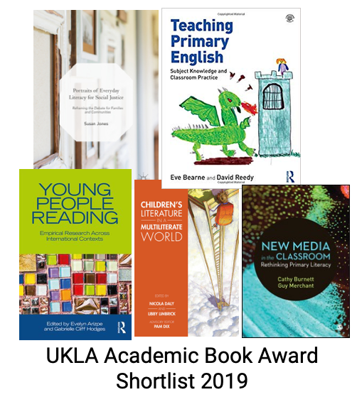 IBBY New Zealand Congress book shortlisted for UKLA Academic Book Award