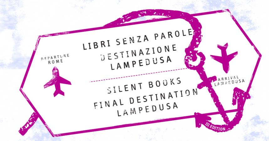 Wordless book nominations for Silent Books: Destination Lampedusa
