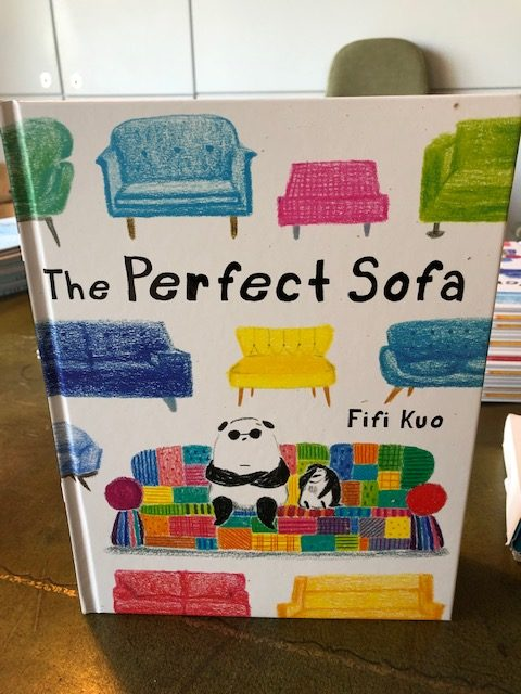 The Perfect Book Launch for Second Book from Taiwanese Author and Illustrator, Fifi Kuo