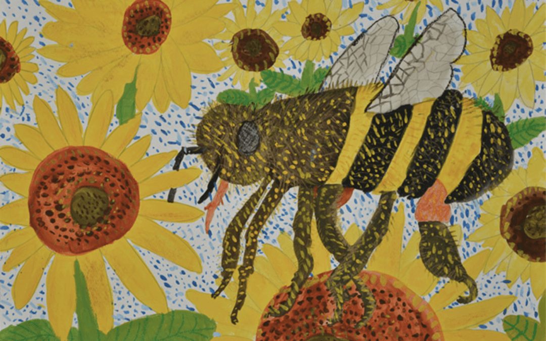 7th International Yamada Honeybee Illustrations Contest