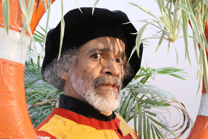 IBBY UK Hans Christian Andersen celebration with John Agard