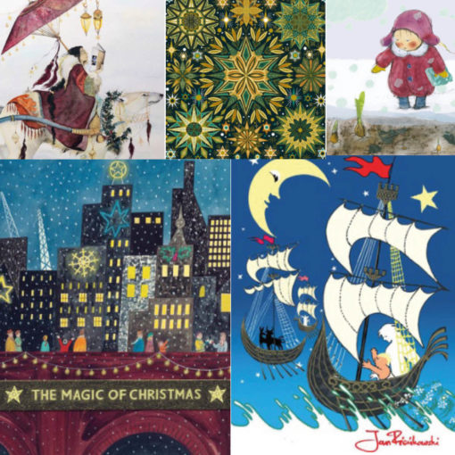 IBBY Xmas Card MultiPack