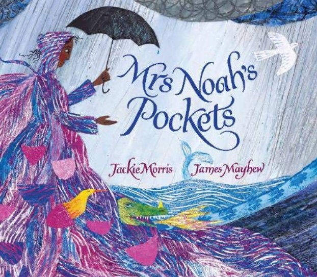 Mrs Noah's pockets - Cover