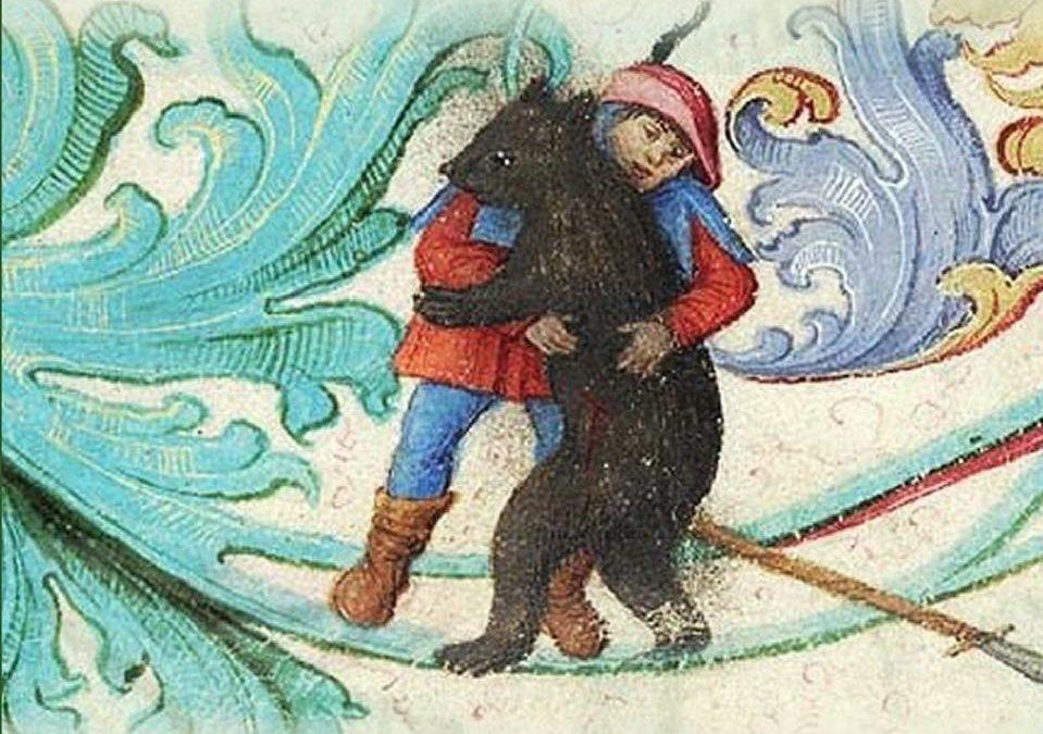Shakespeare's Bear
