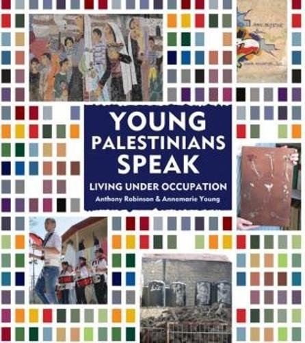 Young Palestinians speak - Cover