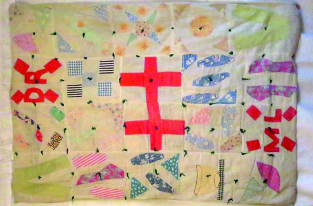 Patchwork and Quilting:  A Reflection on their Appearance in Children's Books