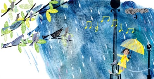 Creating Picture Books Around Music