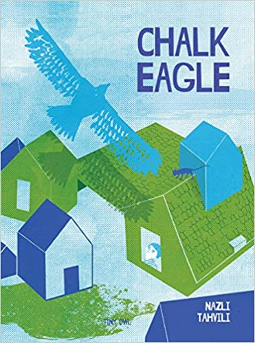 Chalk Eagle - Cover