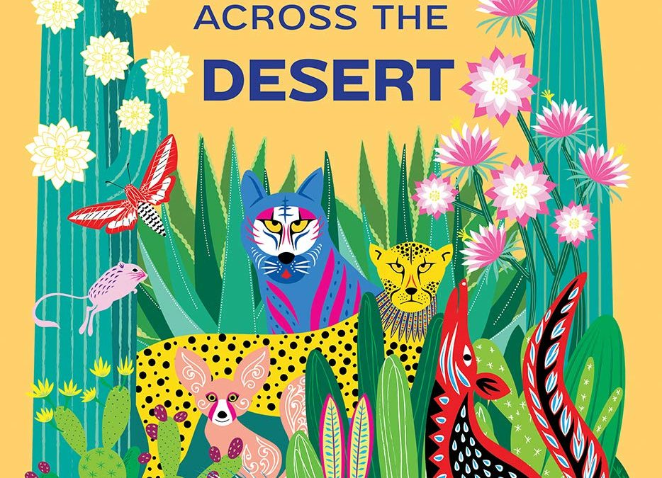 Hoot and howl across the desert: Life in the world's driest deserts