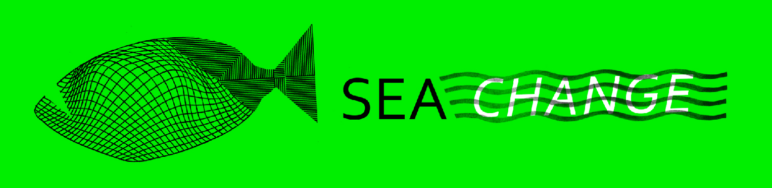 The logo for the Sea Change project