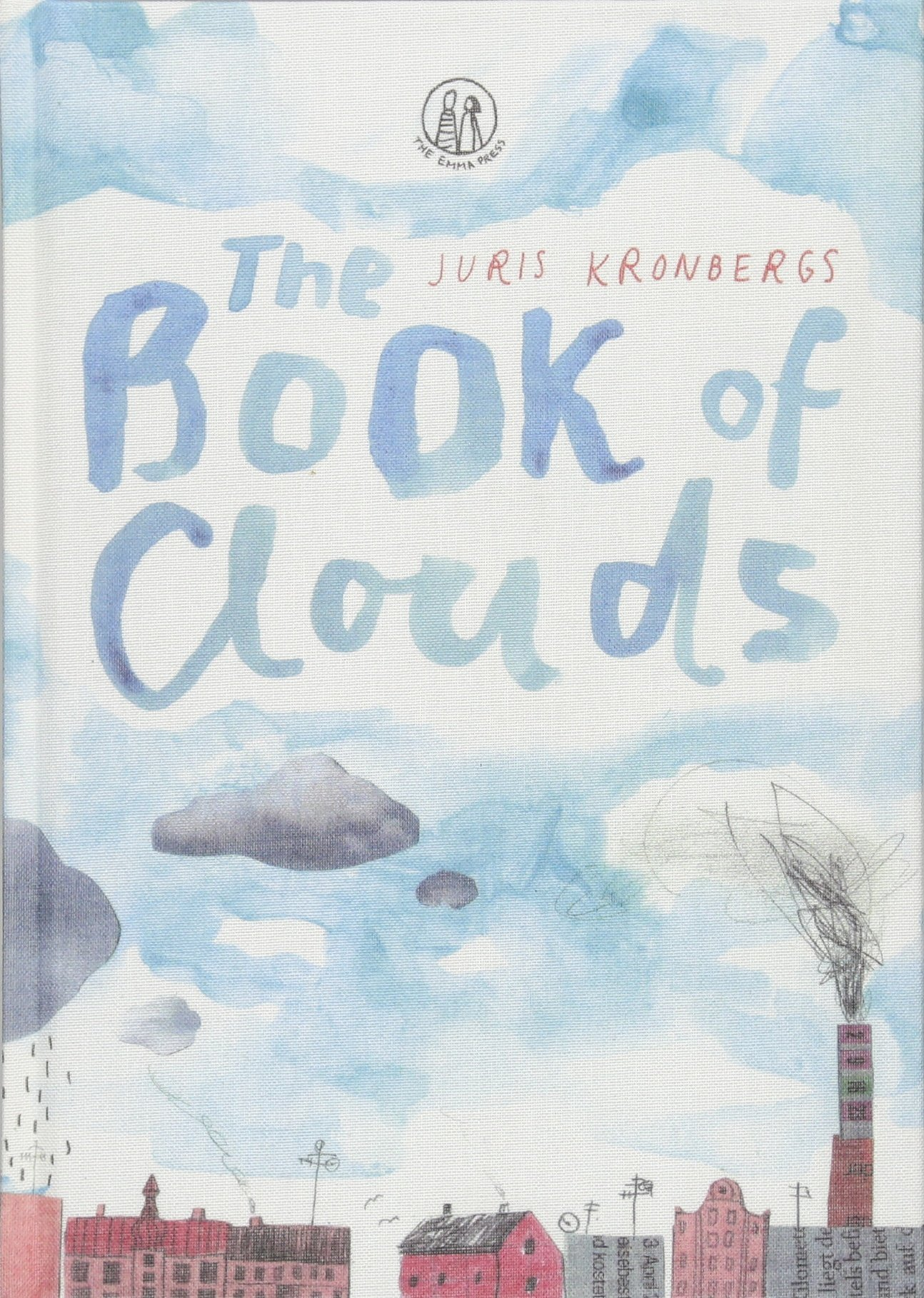 The book of clouds - Cover