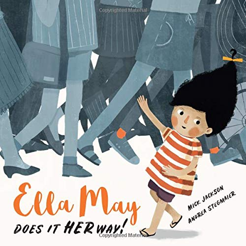 Ella May does it her way!