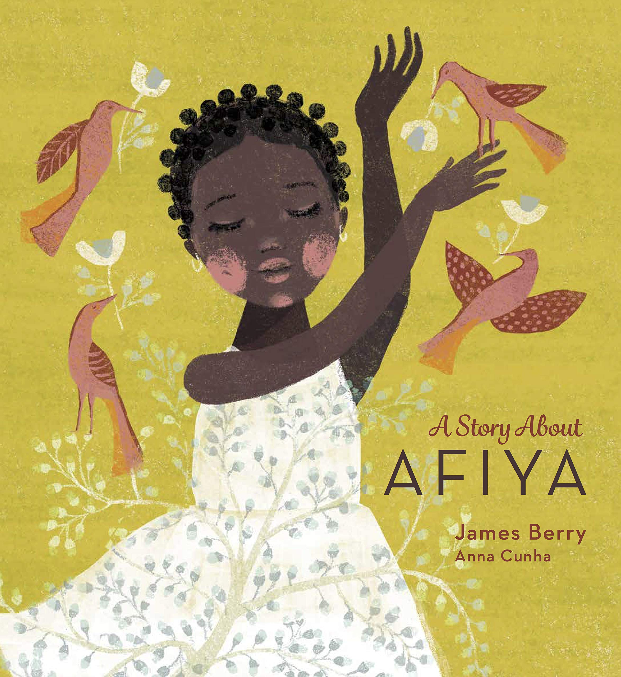 A story about Afiya (cover)