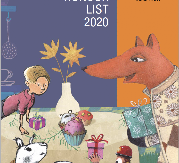 IBBY 2020 Honour List published