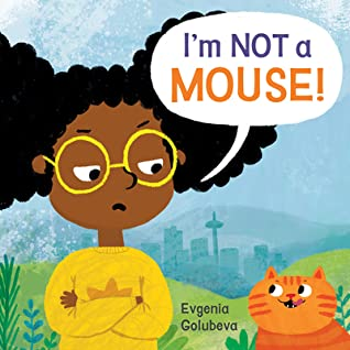 I'm NOT a mouse! (cover)