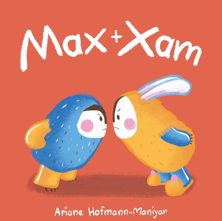 Max + Xam (cover)