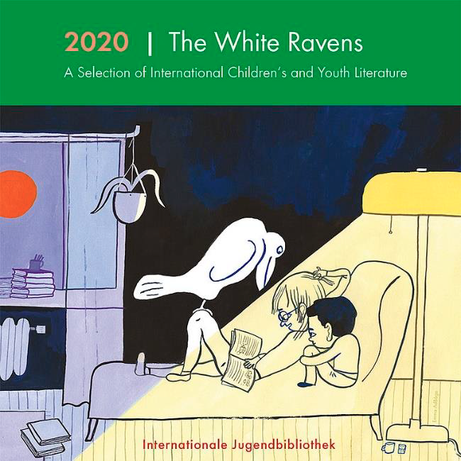 International Youth Library annual catalogue White Ravens 2020 published