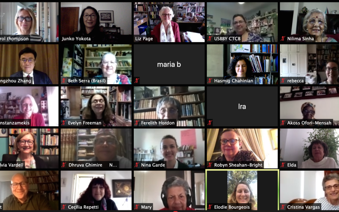 Virtual IBBY – 37th General Assembly