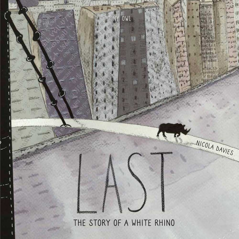 Last: The Story of a White Rhino (cover)