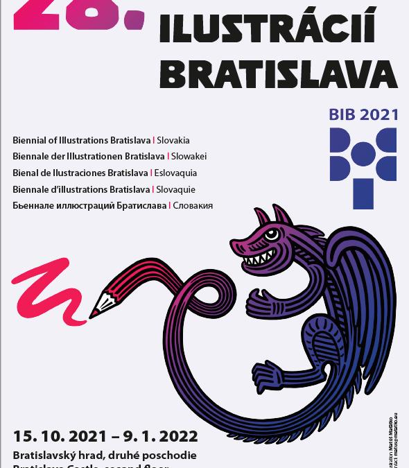 BIB (Bratislava Illustration Biennale) 2021