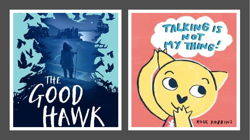Two UK titles selected for 2021 IBBY Collection of Books for Young People with Disabilities