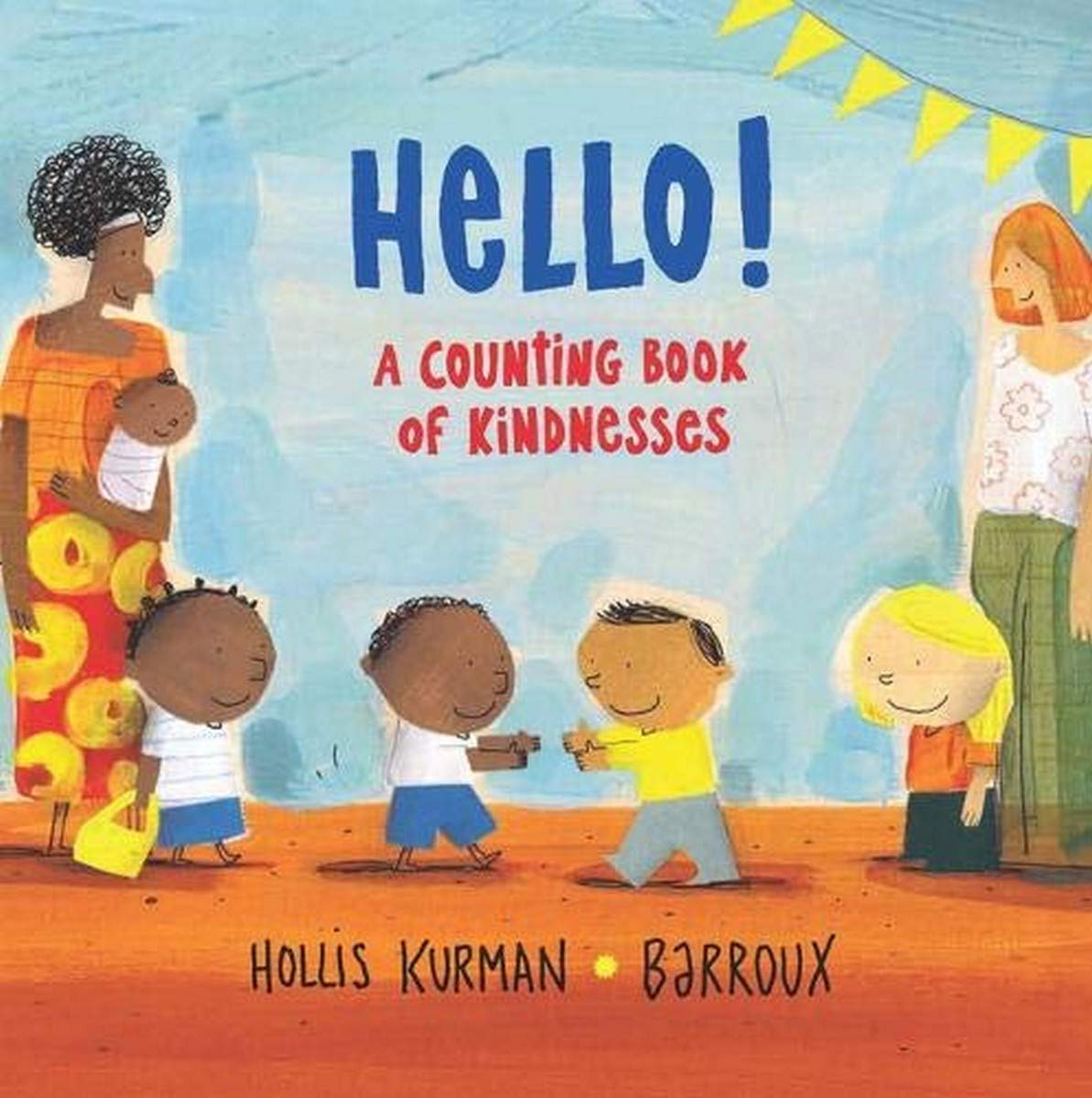 Hello! A Counting Book of Kindnesses cover