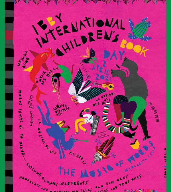 Roger Mello designs ICBD poster for 2021