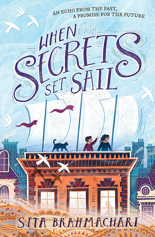 When secrets set sail cover