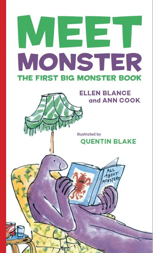 Meet monster (cover)