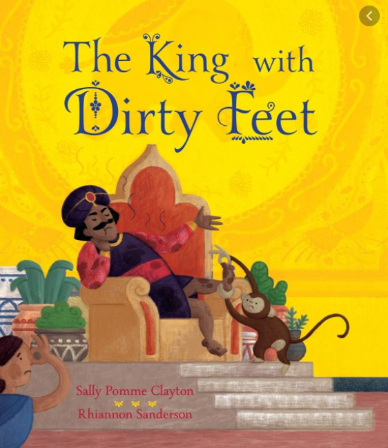 The King with the Dirty Feet