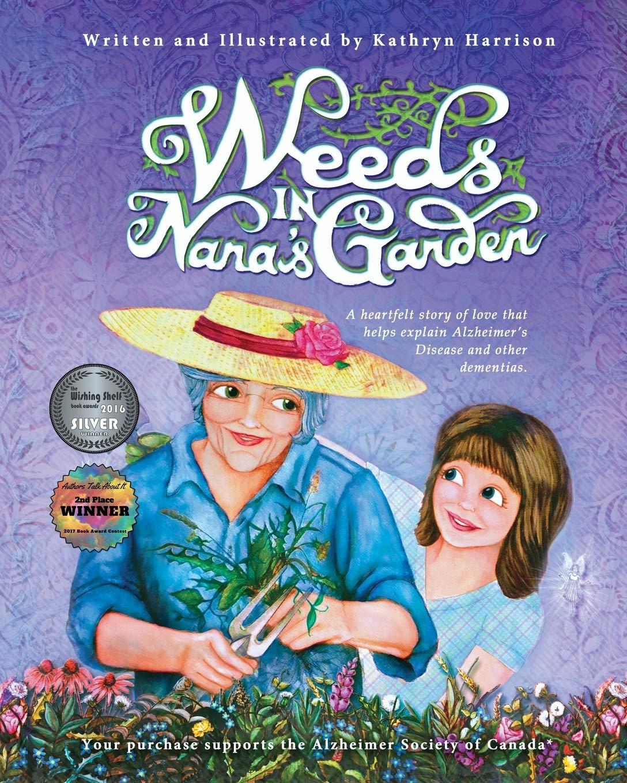 Weeds in Nana's garden (cover)