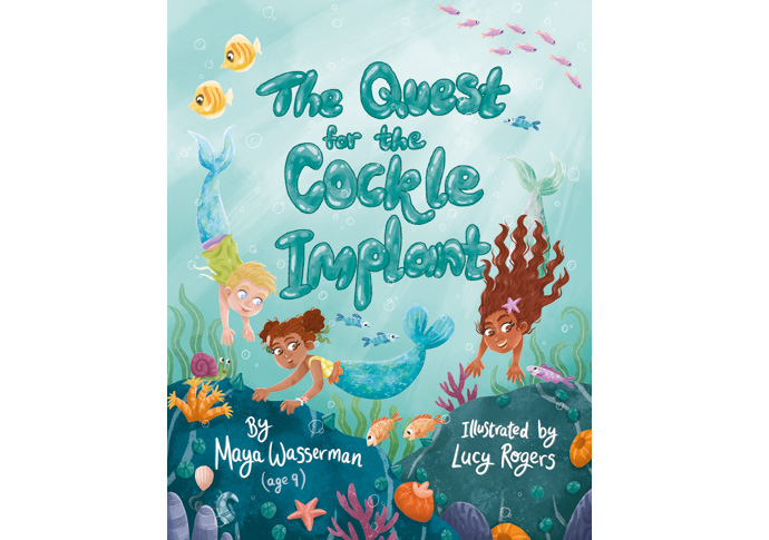 Book cover The Quest for the Cockle Implant