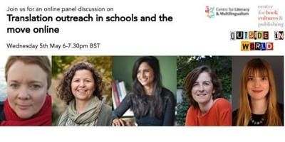 Free Online Panel: Translation Outreach in Schools and the Move Online