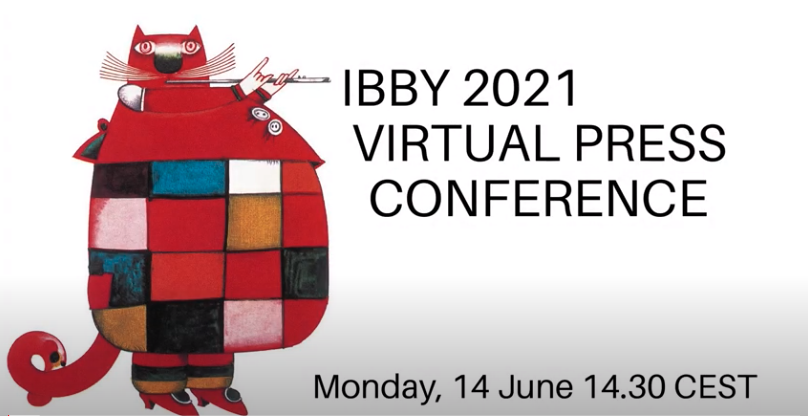 IBBY Press Conference 2021