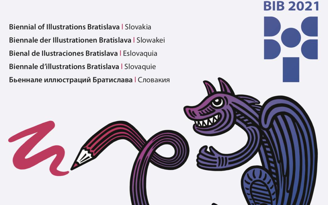 BIB (Bratislava Illustration Biennale) 2021 Nominees