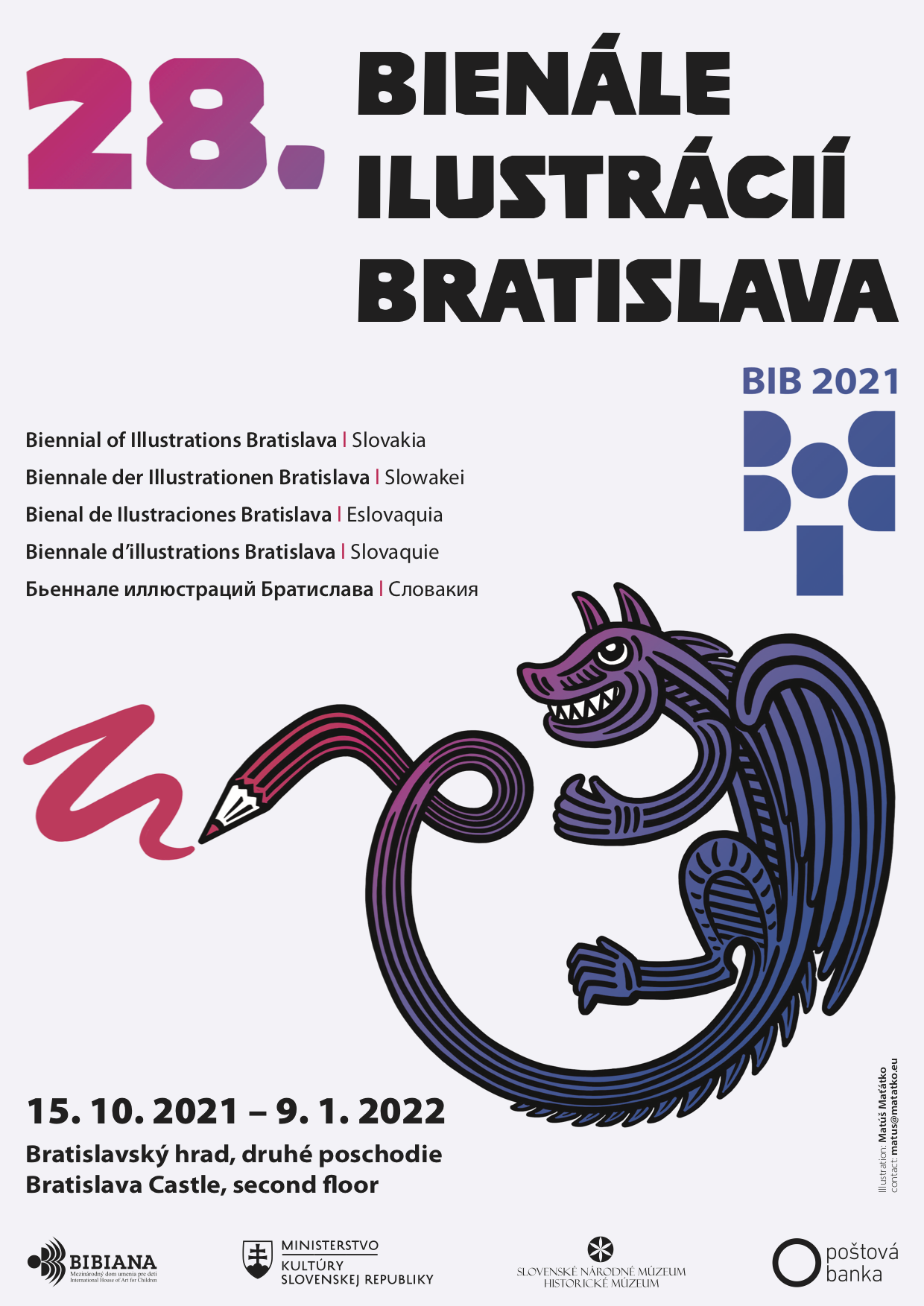Bratislava Illustration Biennale