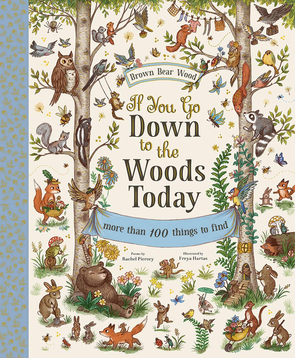If you go down to the woods today (cover)