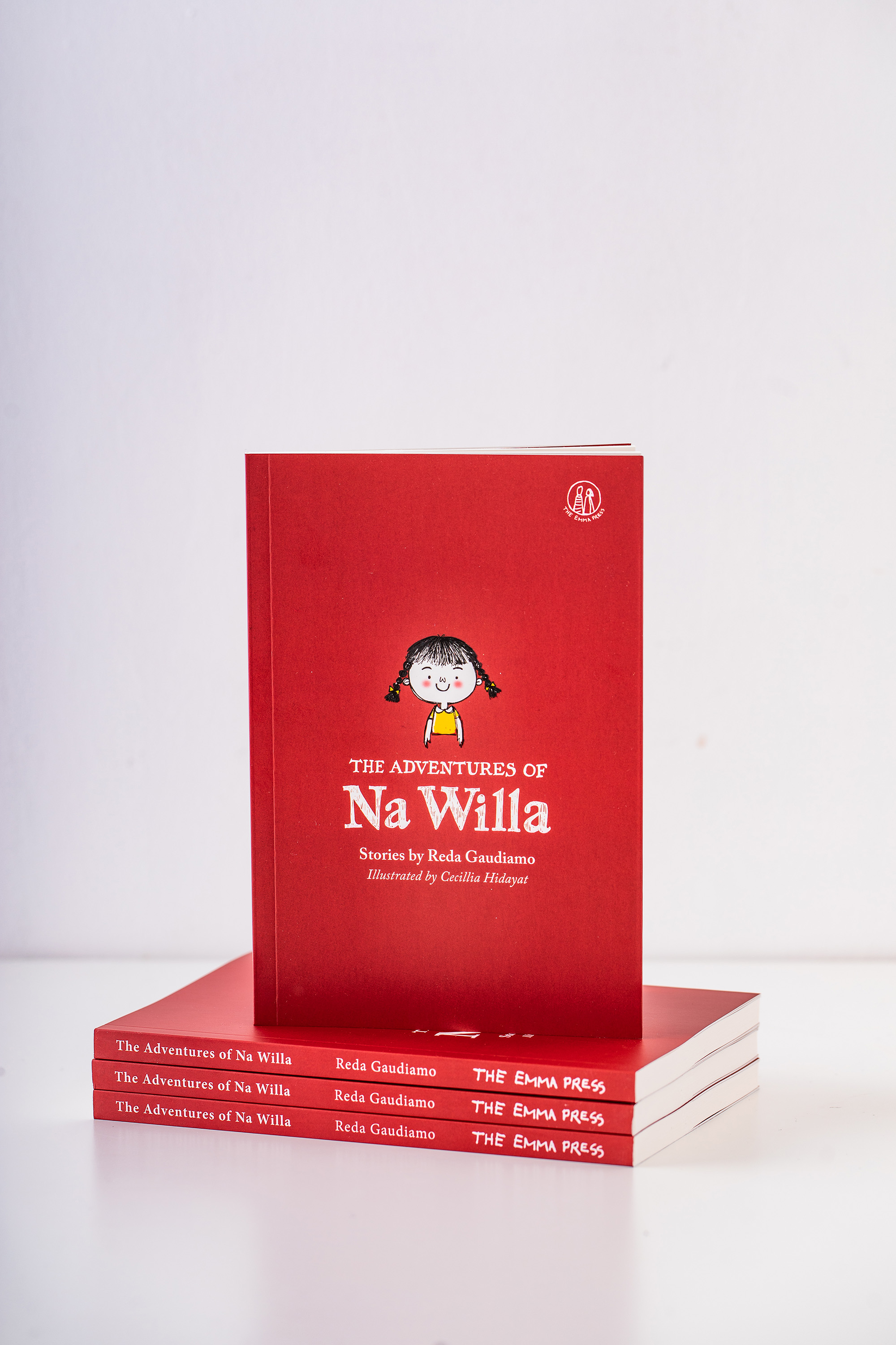 Book cover for The Adventures of Na Willa