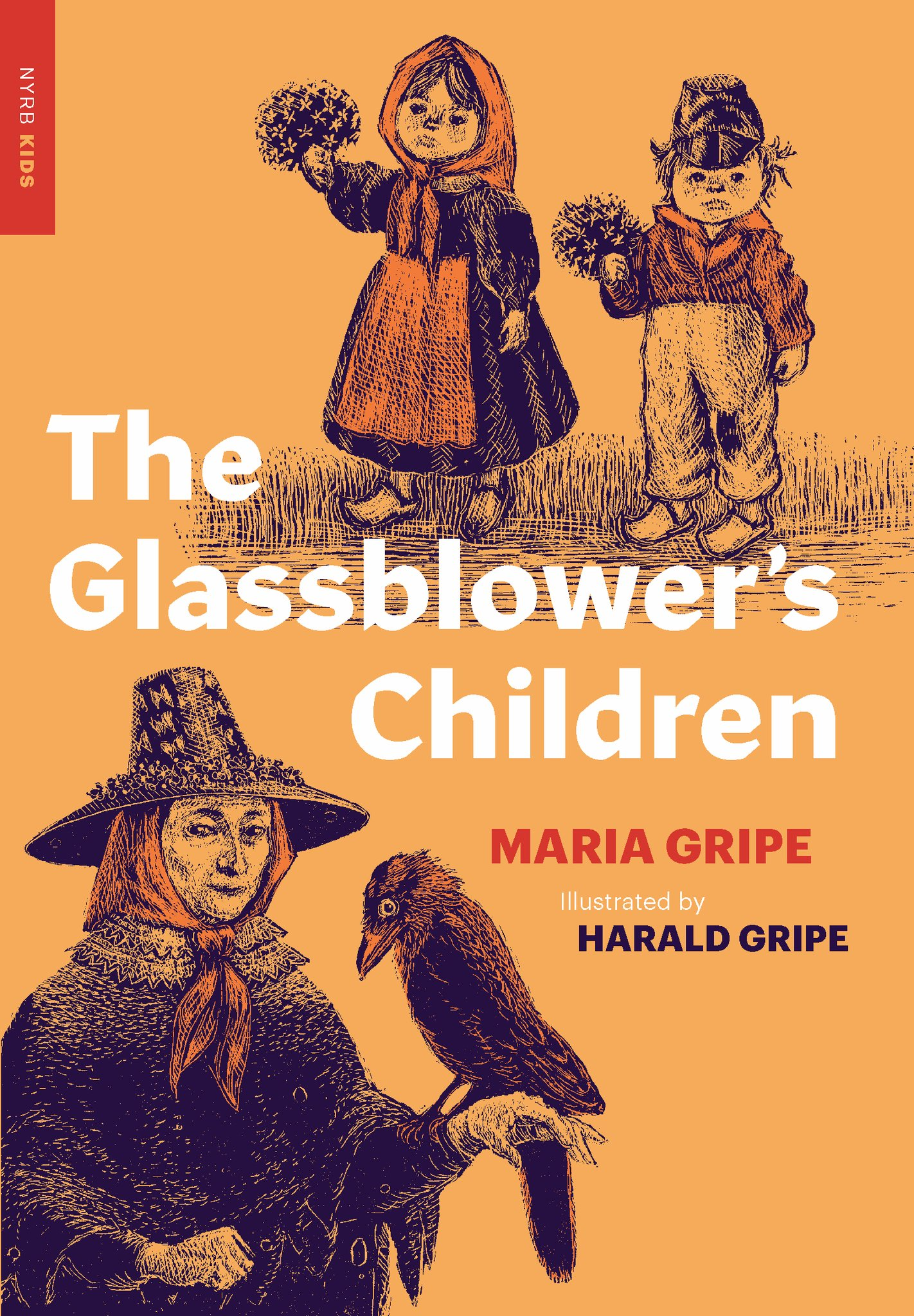 The Glassblower's Children (cover)