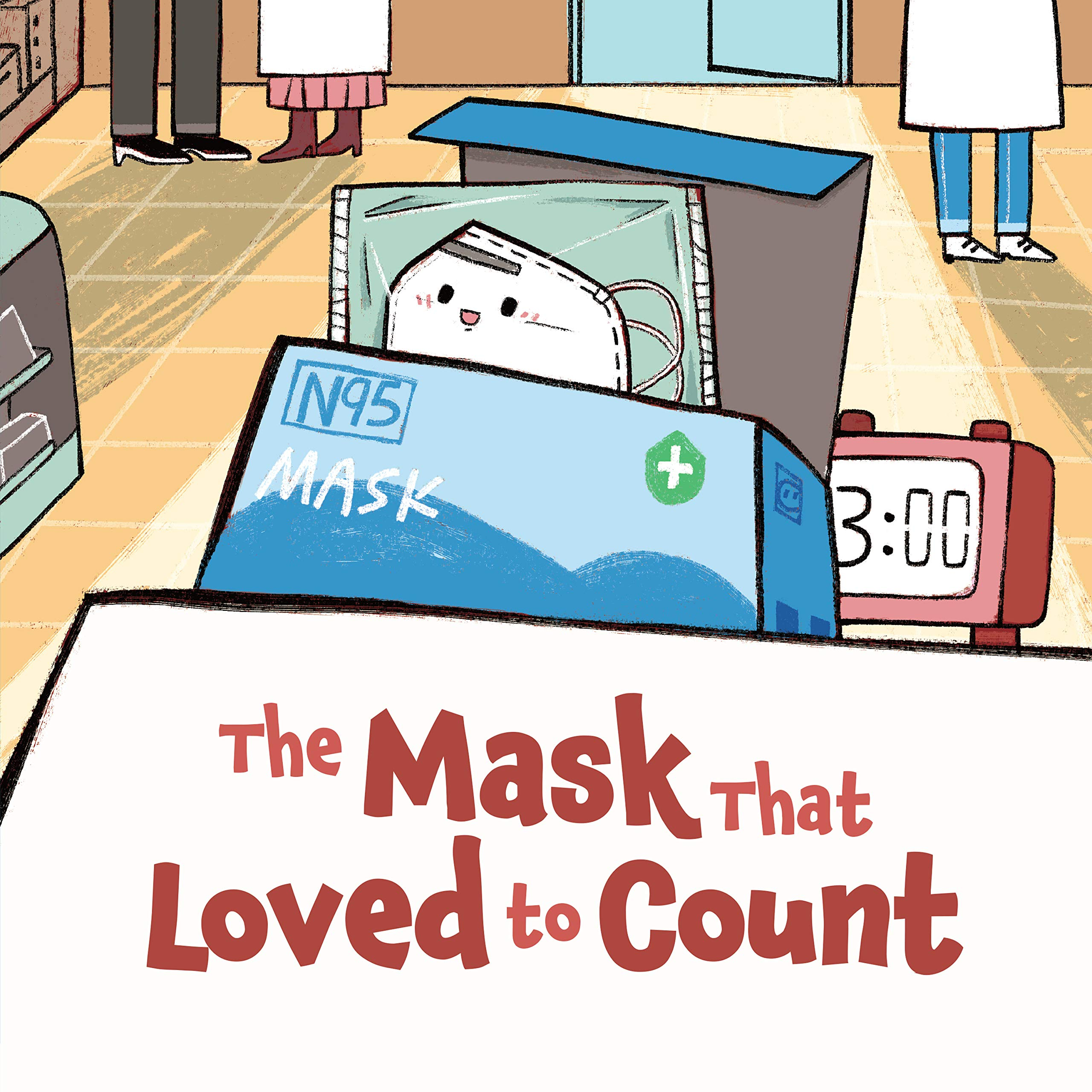 The Mask that Loved to Count (cover)