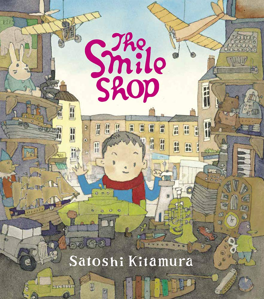 The Smile Shop (cover)