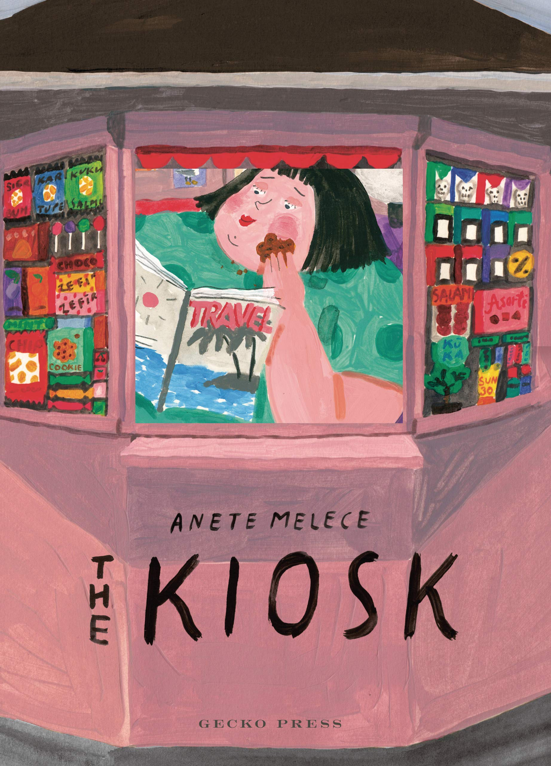 The Kiosk (cover)